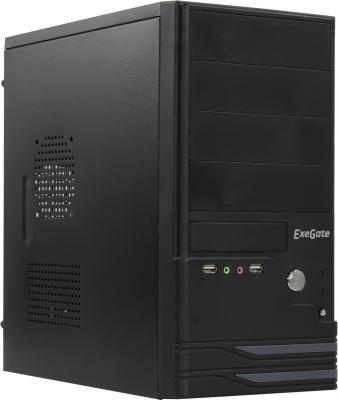 Корпус microATX Exegate BAA-101 350 Вт чёрный (EX273007RUS)