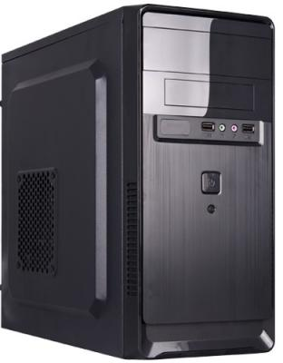 Корпус microATX Navan (ZZ)IS001-BK Без БП чёрный