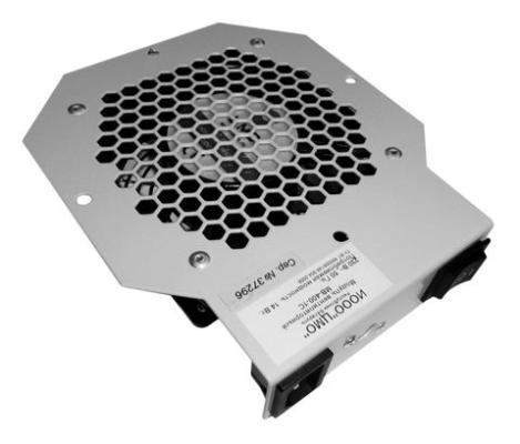 ЦМО Модуль вентиляторный, 1 вентилятор с терморегулятором R-FAN-1T free delivery ac230v 8 cm high quality axial flow fan cooling fan 8038 3 c 230 hb