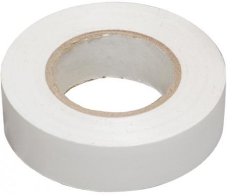 Iek UIZ-20-10-K01 Изолента 0,18х19 мм белая 20 метров ИЭК