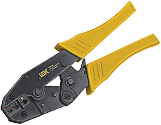 Iek TKL10-D15-006 Клещи обжимные КО-01 1,5-6мм ИЭК батарейный блок si dande d7100 mb d15 d15
