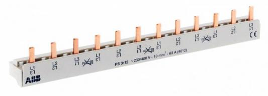 ABB 2CDL230001R1012 3ф.шина к. 12мод.63А PS3/12