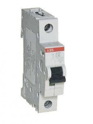 ABB 2CDS251001R0104 Автомат.выкл-ль 1-полюсной S201 C10 автомат abb s201 c32
