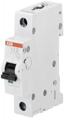 ABB 2CDS251001R0204 Автомат.выкл-ль 1-полюсной S201 C20 автомат abb s203 c25