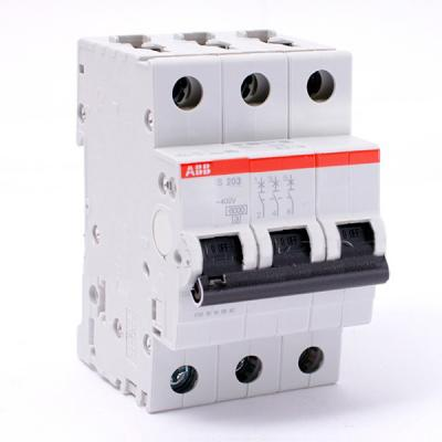 ABB 2CDS253001R0164 Автомат.выкл-ль 3-полюсной S203 C16 автомат abb s203 c10 3 полюсной