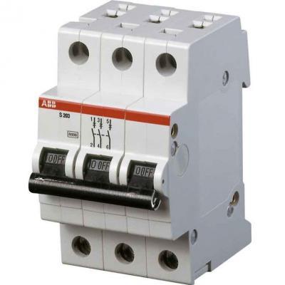 ABB 2CDS253001R0634 Автомат.выкл-ль 3-полюсной S203 C63 автомат abb s203 c63