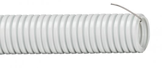 Купить Iek CTG20-16-K41-010I Труба гофр.ПВХ d 16 с зондом (10 м), серый