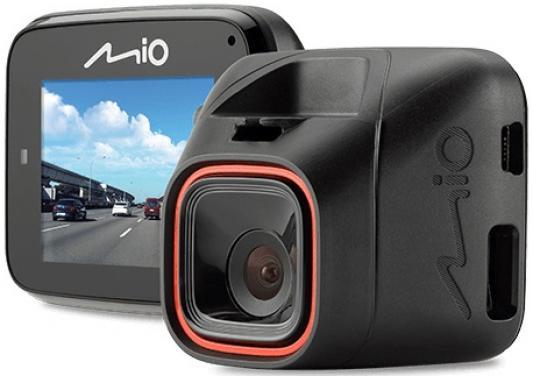Видеорегистратор Mio MiVue C317 черный 2Mpix 1080x1920 1080p 130гр.