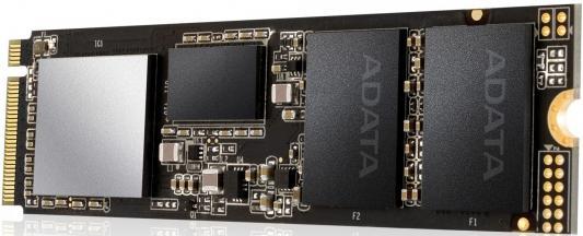 Накопитель SSD M.2 480 Gb A-Data ASX8200NP-480GT-C Read 3200Mb/s Write 1700Mb/s 3D NAND TLC цена 2017