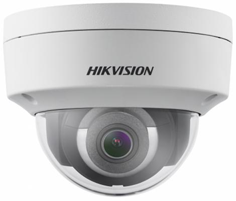 Камера IP Hikvision DS-2CD2123G0-IS CMOS 1/2.8 6 мм 1920 x 1080 MJPEG Н.265 H.264 G.711 (аудио) RJ45 10M/100M Ethernet PoE белый