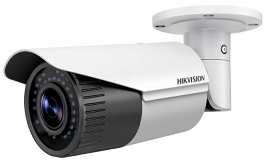 Камера IP Hikvision DS-2CD1631FWD-I CMOS 1/3 12 мм 2304 х 1296 H.264+ H.264 MJPEG RJ45 10M/100M Ethernet PoE белый gt100 allwinner a10 140 degree 2mp cmos car dvr recorder full hd 1080p h 264 3 0 inch lcd black