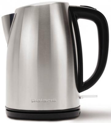 Чайник электрический Polaris PWK 1870CA 1.8л. 2200Вт серебристый матовый чайник электрический sinbo sk 7362 серебристый