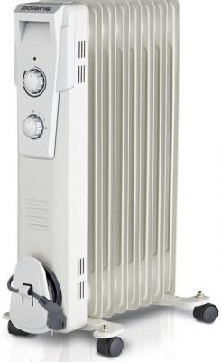 Масляный радиатор Polaris Wave PRE D 0820 2000 Вт белый масляный радиатор polaris pre a 0920 2000 вт чёрный