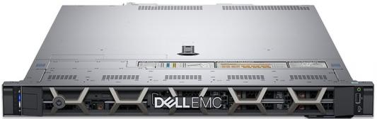 Сервер Dell PowerEdge R440 2xGold 5120 2x32Gb 2RRD x8 1x1.2Tb 10K 2.5 SAS RW H730p LP iD9En 5720 2P 1x550W 3Y NBD (R440-7229)