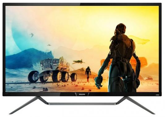 Монитор Philips 43 436M6VBPAB (00/01) черный VA LED 16:9 HDMI M/M матовая 4000:1 300cd 178гр/178гр 3840x2160 DisplayPort Ultra HD USB 14.71кг монитор philips 43 436m6vbpab 00 01 черный va led 16 9 hdmi m m матовая 4000 1 300cd 178гр 178гр 3840x2160 displayport ultra hd usb 14 71кг