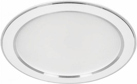 Светильник встраиваемый светодиодный FERON 28539 9W, 4000K, 720Lm, белый, AL527 встраиваемый светильник feron 28894