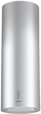 Вытяжка каминная Maunfeld LEE LIGHT (ISLA) 35 серебристый вытяжка каминная maunfeld tower round 50 white белый