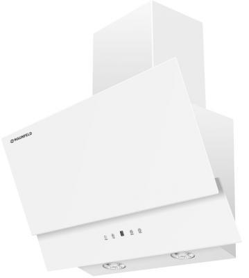 Вытяжка подвесная Maunfeld Plym Touch 60 белый белый вытяжка подвесная maunfeld lee 40 white белый