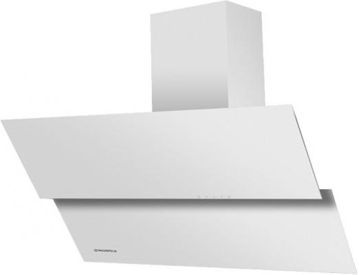 Вытяжка подвесная Maunfeld Plym Light 90 белый белый вытяжка со стеклом maunfeld plym light 90 чёрное стекло