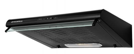 Вытяжка подвесная Maunfeld MP350-S черный