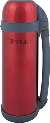 Термос TalleR TR 2415 Брэдфорд 1,80л красный цены