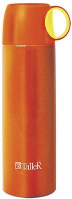 Термос TalleR TR-2418 Бретт 0,50л оранжевый термос 0 5 л 7 15х24 35 см оранжевый zk142 or zoku