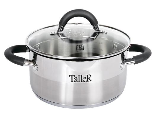 7193-TR Кастрюля TalleR, 3.1 л кастрюля taller tr 1038