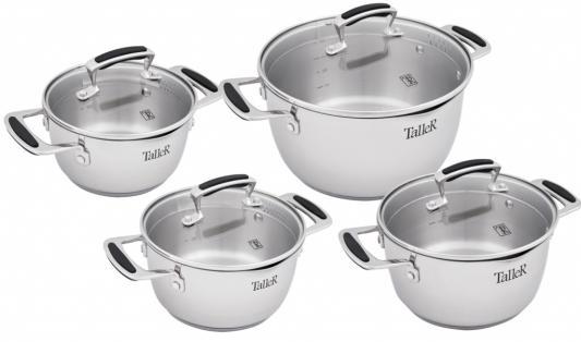 1071-TR Набор посуды TalleR набор посуды taller tr 1040