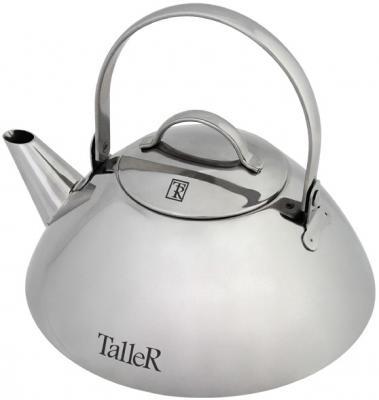 1345-TR Чайник заварочный TalleR 1 л taller taller gt144 1 024 10 3
