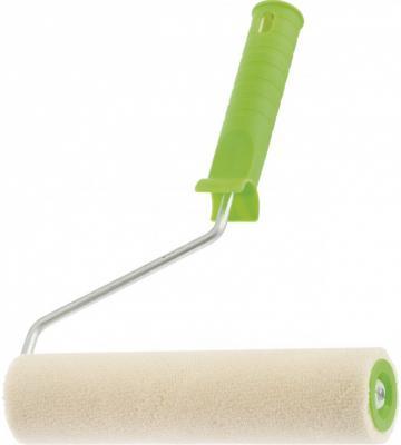 Валик СИБРТЕХ 80133 велюр с ручкой 140мм ворс 2мм d - 36мм d ручки - 6 мм валик сибртех 80153