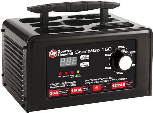 Пуско-зарядноеустройствоQUATTROELEMENTIStart&Go150 (12/24Вольт,заряддо30А,пускдо150 новый усилитель руля насос подходит 00 06 audi tt and tt quattro lifetime warranty