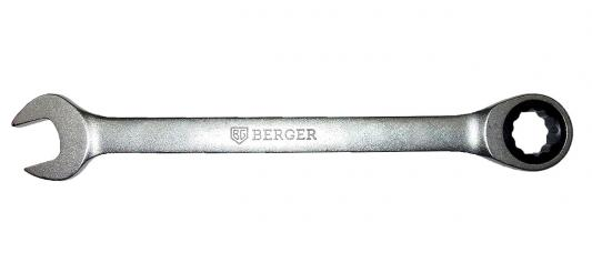 Ключ BERGER BG1106  трещоточный 21мм