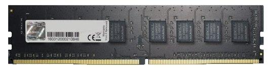 Оперативная память 8Gb (1x8Gb) PC4-17000 2133MHz DDR4 DIMM CL15 G.Skill F4-2133C15S-8GNT