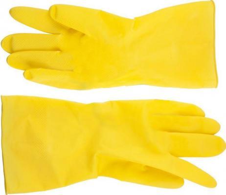 Перчатки DEXX 11201-M латексные х/б напыление рифлёные m перчатки хозяйственные euro house латексные х б напыление s 3700