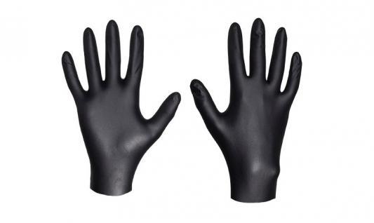цена на Перчатки нитриловые JETASAFETY JSN707 ультрапрочные размер s 100шт.