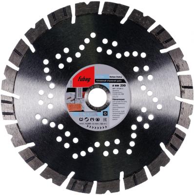 Алмазный диск Beton Extra_ диам. 125/22.2 диск алмазный fubag 140х30мм beton pro 58049 5