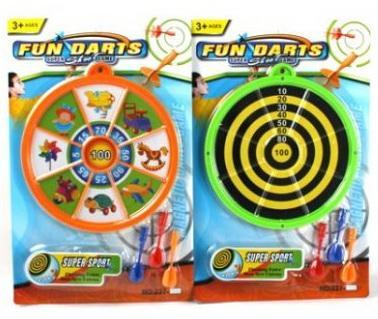 Спортивная игра Наша Игрушка дартс магнитный в ассортименте спортивная игра наша игрушка дартс дартс детский spk974736 o
