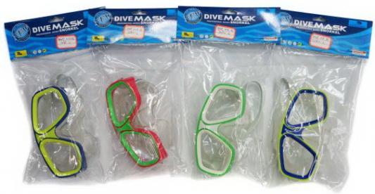 Купить Маска для подводного плавания, от 8 лет, в ассорт., Наша Игрушка, в ассортименте, н/д, унисекс, Интерактивные игрушки