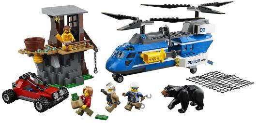 Конструктор LEGO Погоня в горах 303 элемента конструктор lego погоня за блю на вертолёте 75928