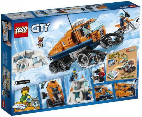 Конструктор LEGO Грузовик ледовой разведки 322 элемента конструктор lego грузовик техобслуживания 247 элементов