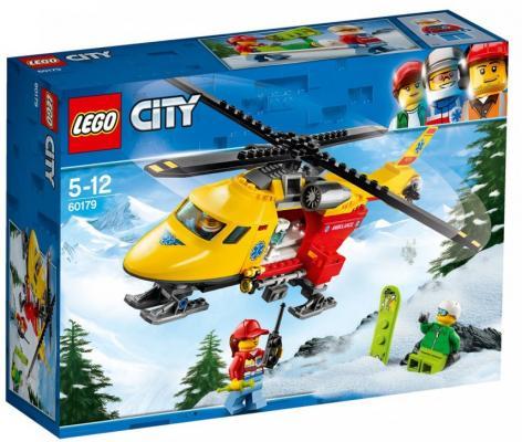 Конструктор LEGO Вертолёт скорой помощи 190 элементов конструктор lego lego 42057 конструктор сверхлёгкий вертолёт