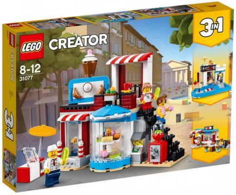 Конструктор LEGO Модульные сборка: приятные сюрпризы 396 элементов