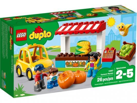 Купить Конструктор LEGO 10867 Фермерский рынок 26 элементов, Конструкторы
