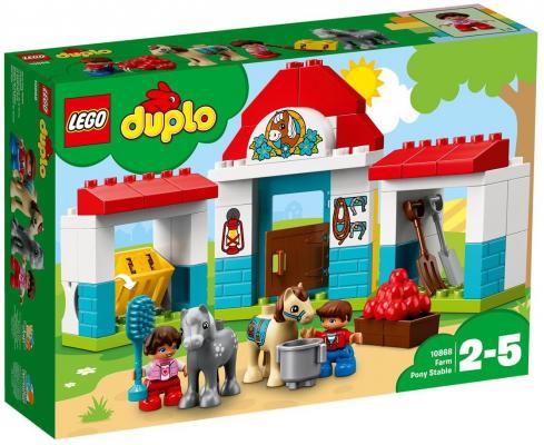 Конструктор LEGO Конюшня на ферме 59 элементов конструктор lego принцессы дисней королевская конюшня невелички