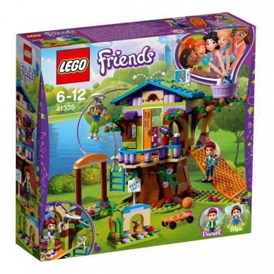 Конструктор LEGO Домик Мии на дереве 351 элемент конструктор lepin girls club домик мии на дереве 393 дет 01059