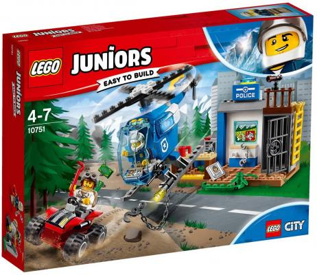 Конструктор LEGO Погоня горной полиции 115 элементов конструкторы lego lego супер герои погоня в бухте на бэткатере