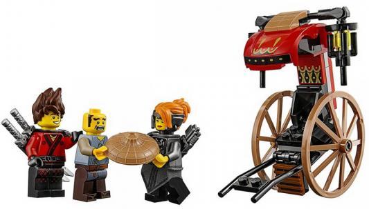 Конструктор LEGO Нападение пираньи 217 элементов lego elves 41196 нападение летучих мышей на дерево эльфийских звезд конструктор