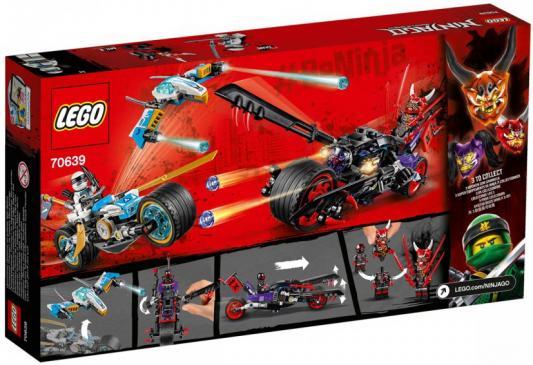 Конструктор LEGO Уличная погоня 308 элементов конструкторы lego lego супер герои погоня в бухте на бэткатере