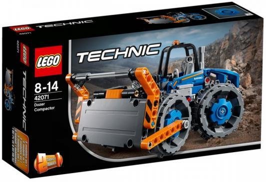 Конструктор LEGO Бульдозер 171 элемент конструктор lego technic бульдозер 42071