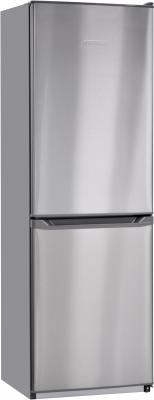 Холодильник Nord NRB 119 932 серебристый холодильник nord nrb 119 842 двухкамерный красное стекло [00000246087]